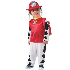 Paw Patrol-  Marshal costume 🐾